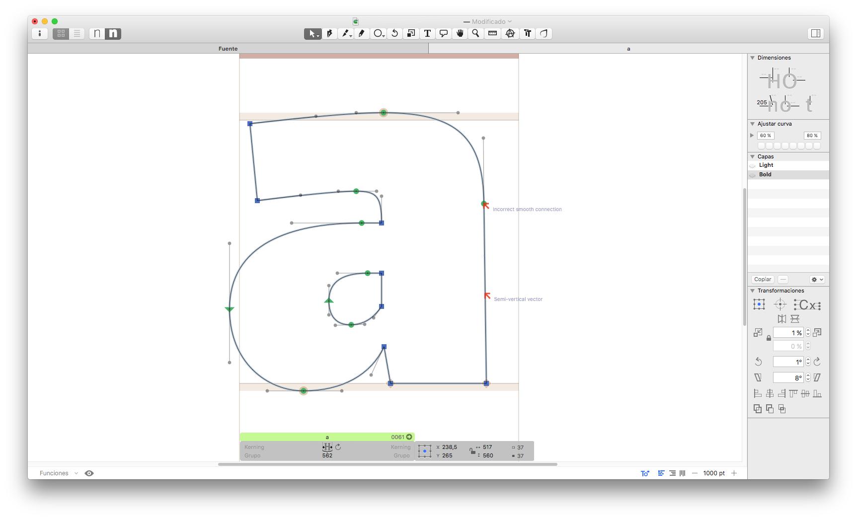 Curves Glyphs Extensions - Spielaffe mit minecraft